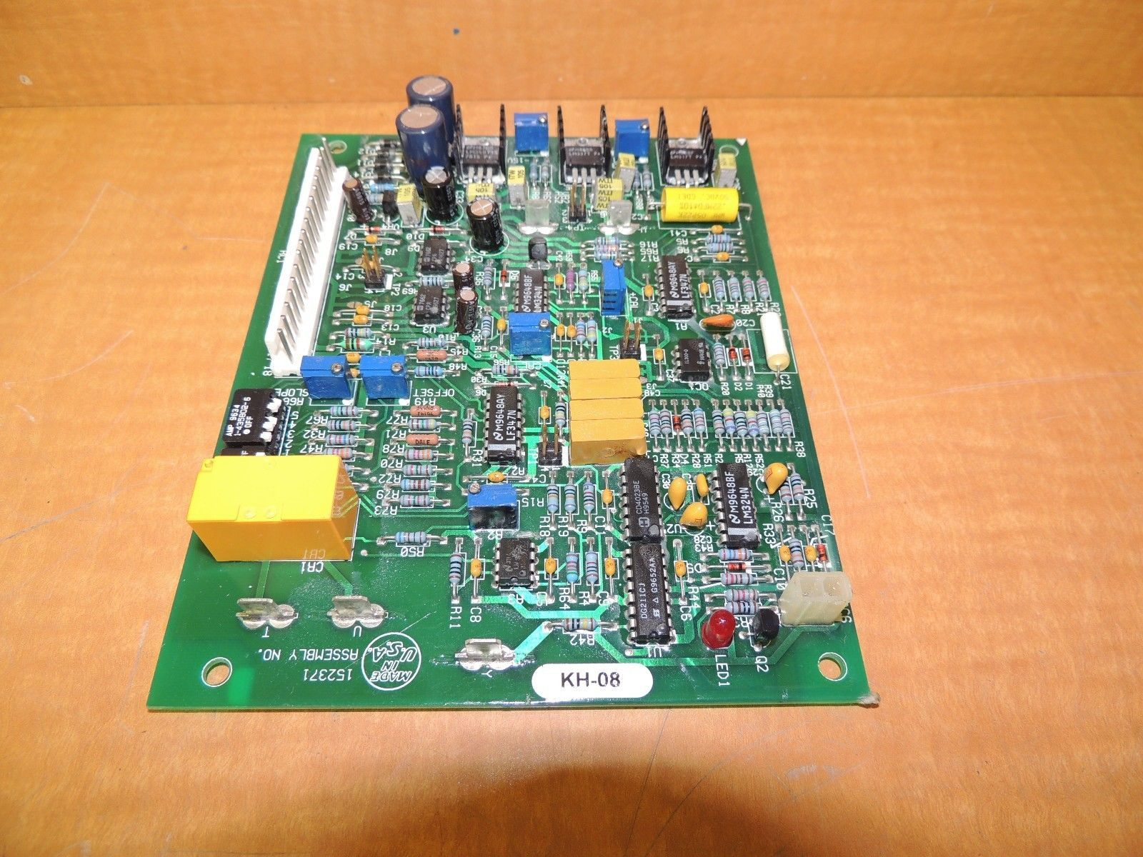 Circuit Card Assembly : Rebuilt miller electric circuit card assembly board pcb