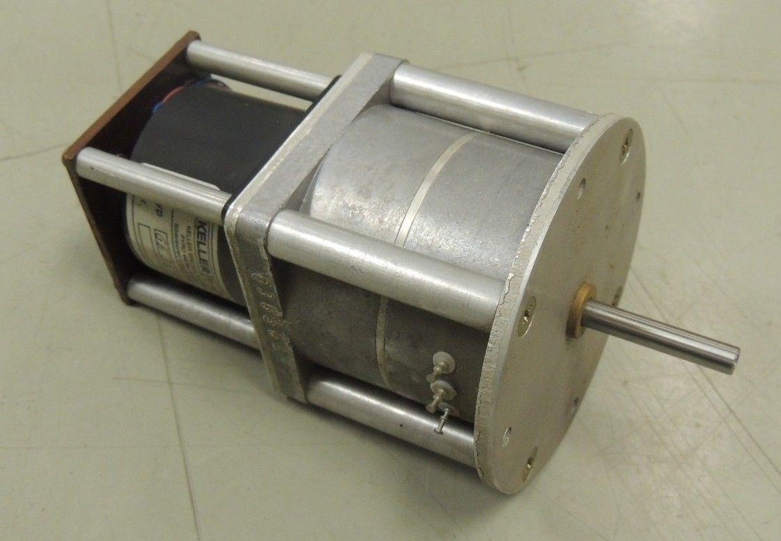 New keller motor ge35af1 for Ge motors and industrial systems