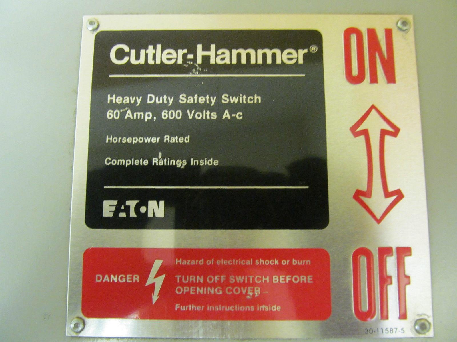 cutler hammer safety switches pdf