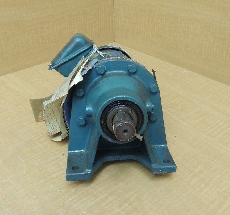 New Sumitomo Sm Cyclo Gear Head Induction Motor Hm3095 1 2