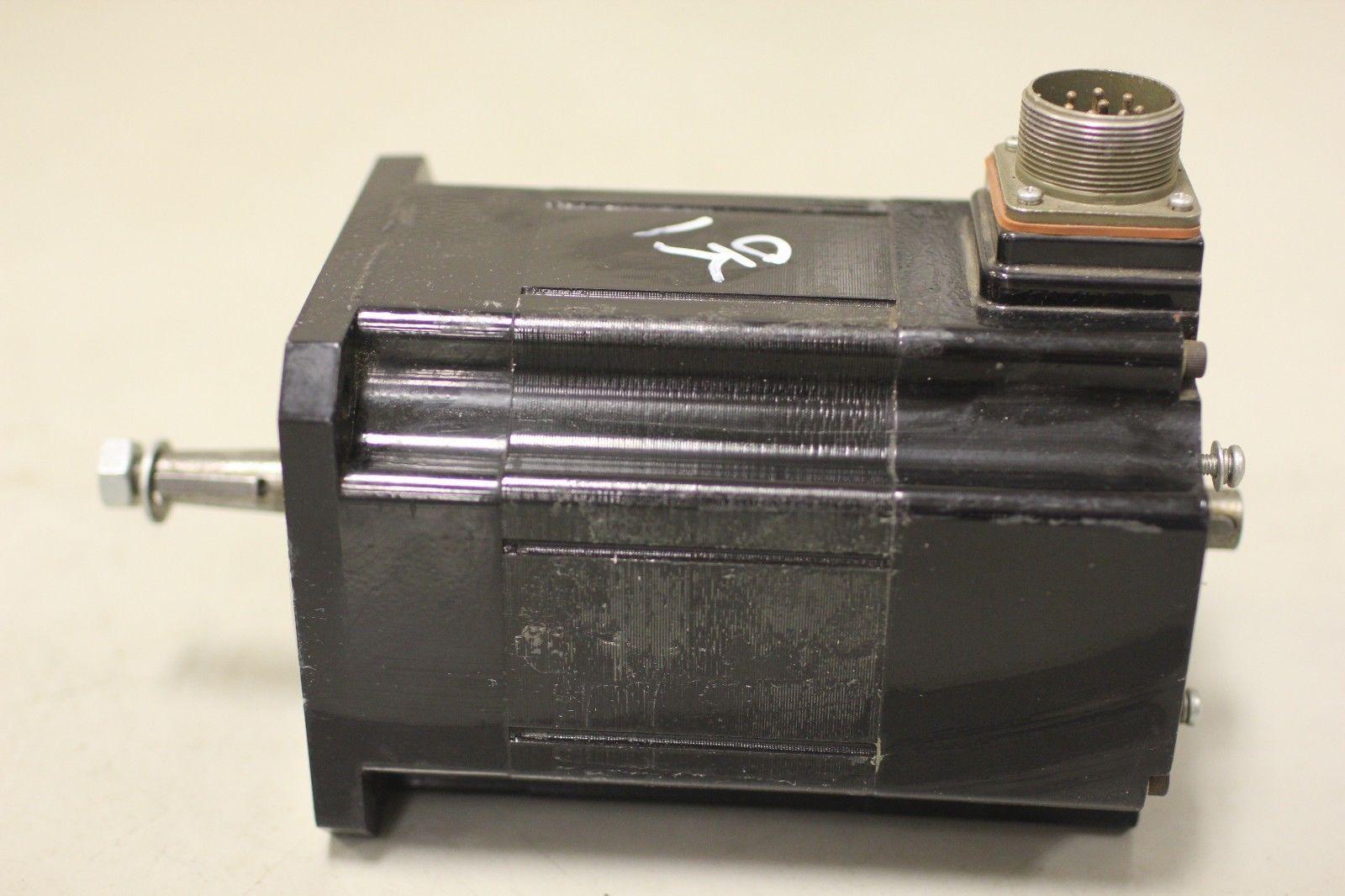 Used Mitsubishi Ha 80cs Ac Servo Motor Permanent Magnet