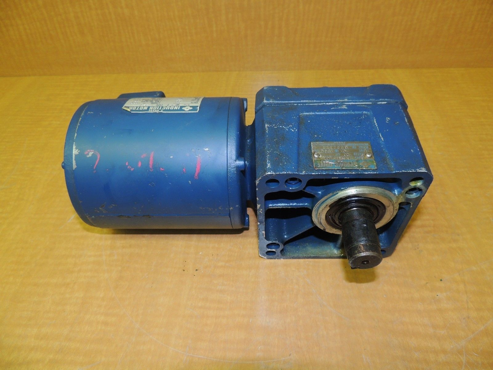 New Sumitomo Sm Cyclo Motor Rmf01 20r Type Tc E Hp 1 8 Rpm 1750 Rmf0120r Ebay