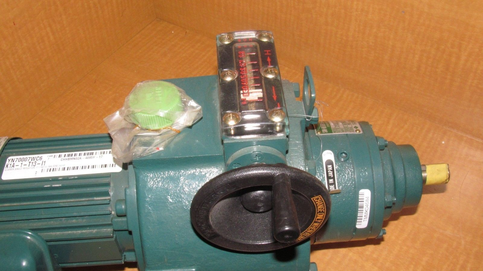 New Sumitomo Sm Cyclo 3 Phase Induction Motor Chhbmn02a