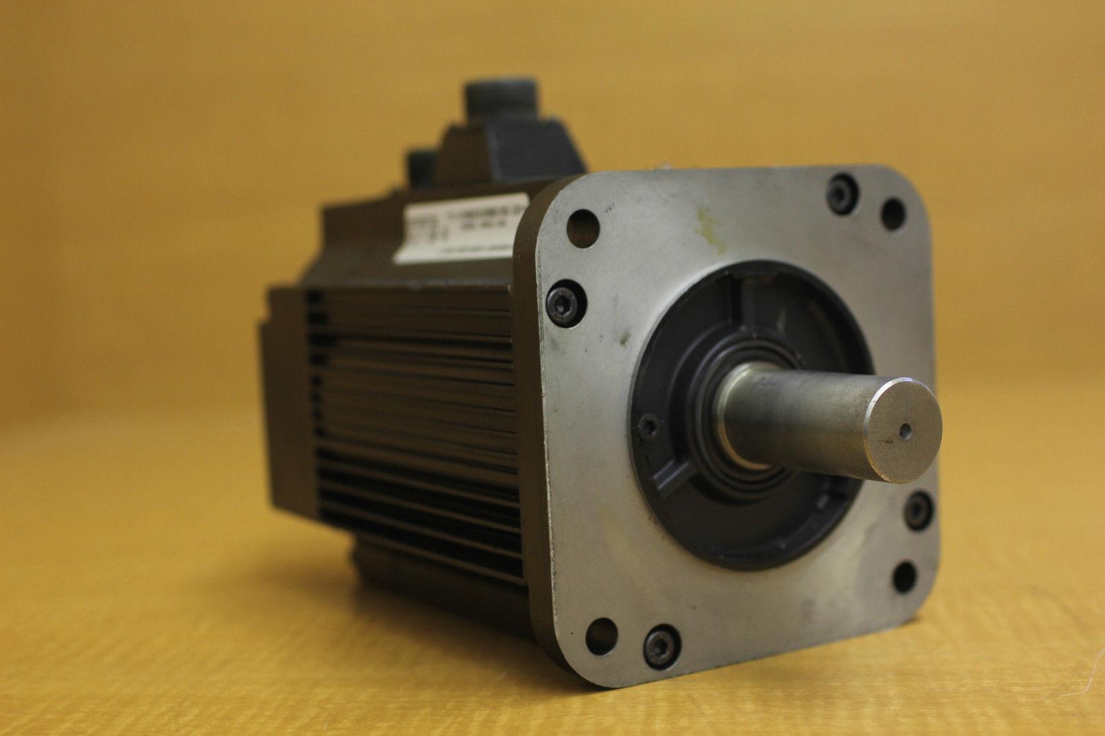 Rebuilt Yaskawa Ac Servo Motor Usamed 12ms2s 1 2 Kw