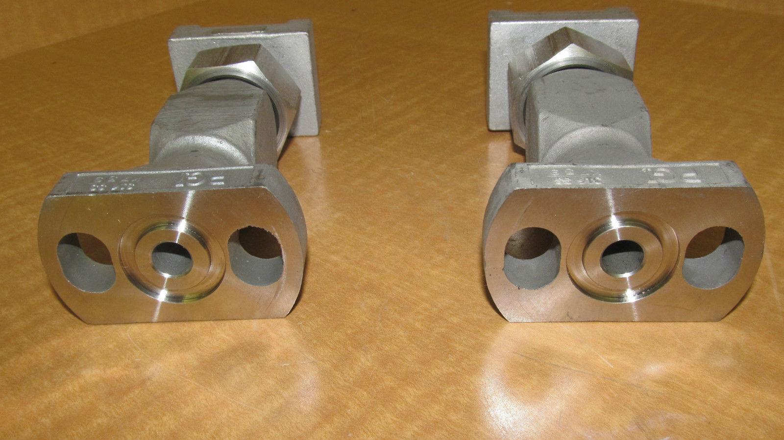New pgi international stabilized connector flange kit ak