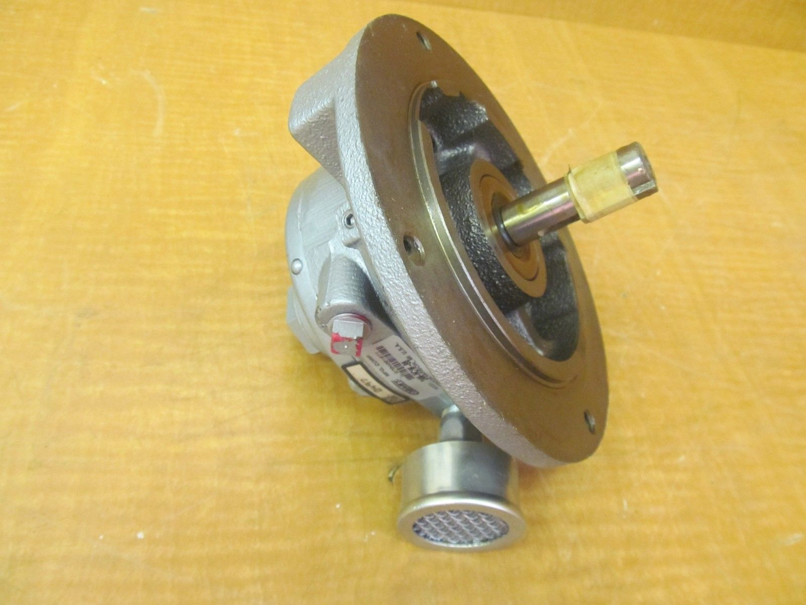 New Gast Air Motor 2am Ncw 6 Industrial Solutions Authority