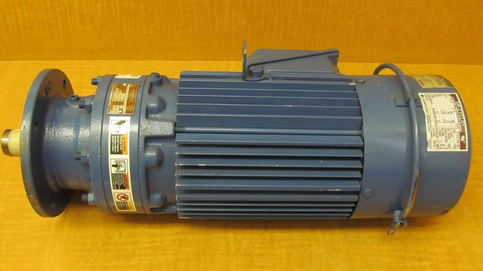 New sm cyclo 3 phase induction motor tc fx fb 2b 1 1 2 hp for 3 phase induction motor