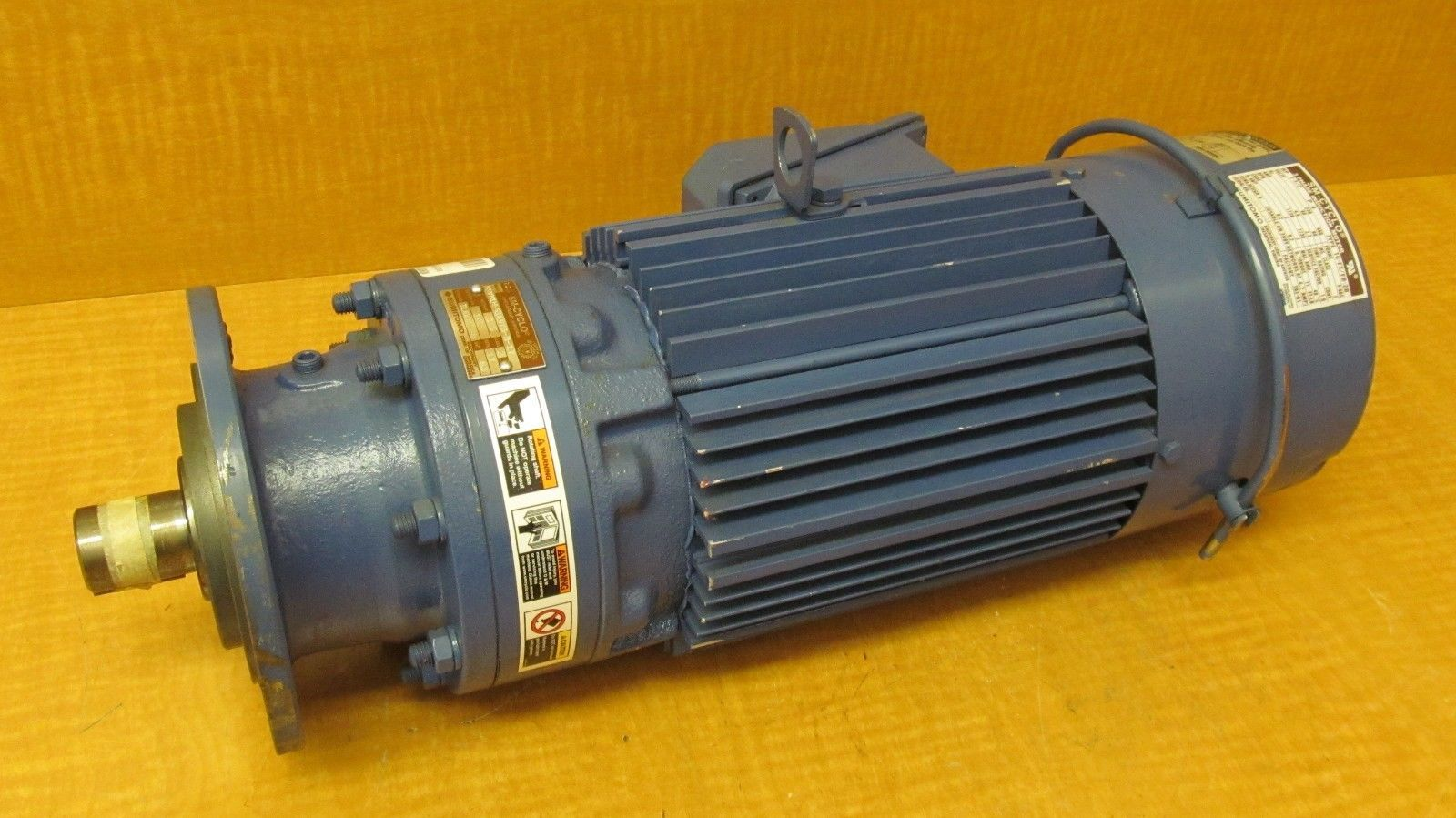 New sm cyclo 3 phase induction motor tc fx fb 2b 1 1 2 hp for 2 hp 3 phase motor