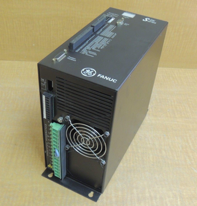 Rebuilt ge fanuc servo motor controller ic800ssi216rd2 ce for Servo motor with controller