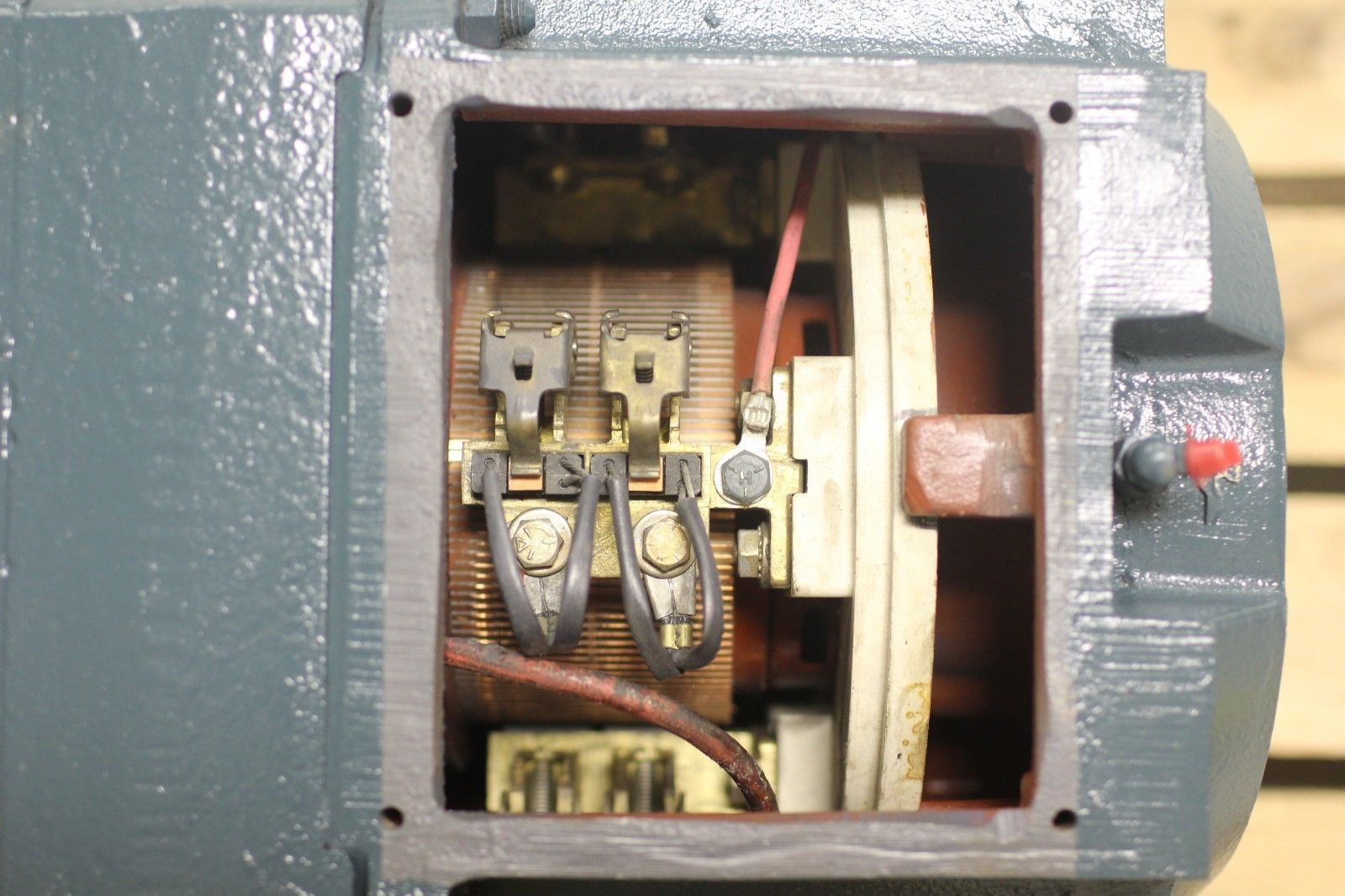 Rblt dependencia rpm iii motor de corriente continua for 40 hp dc motor