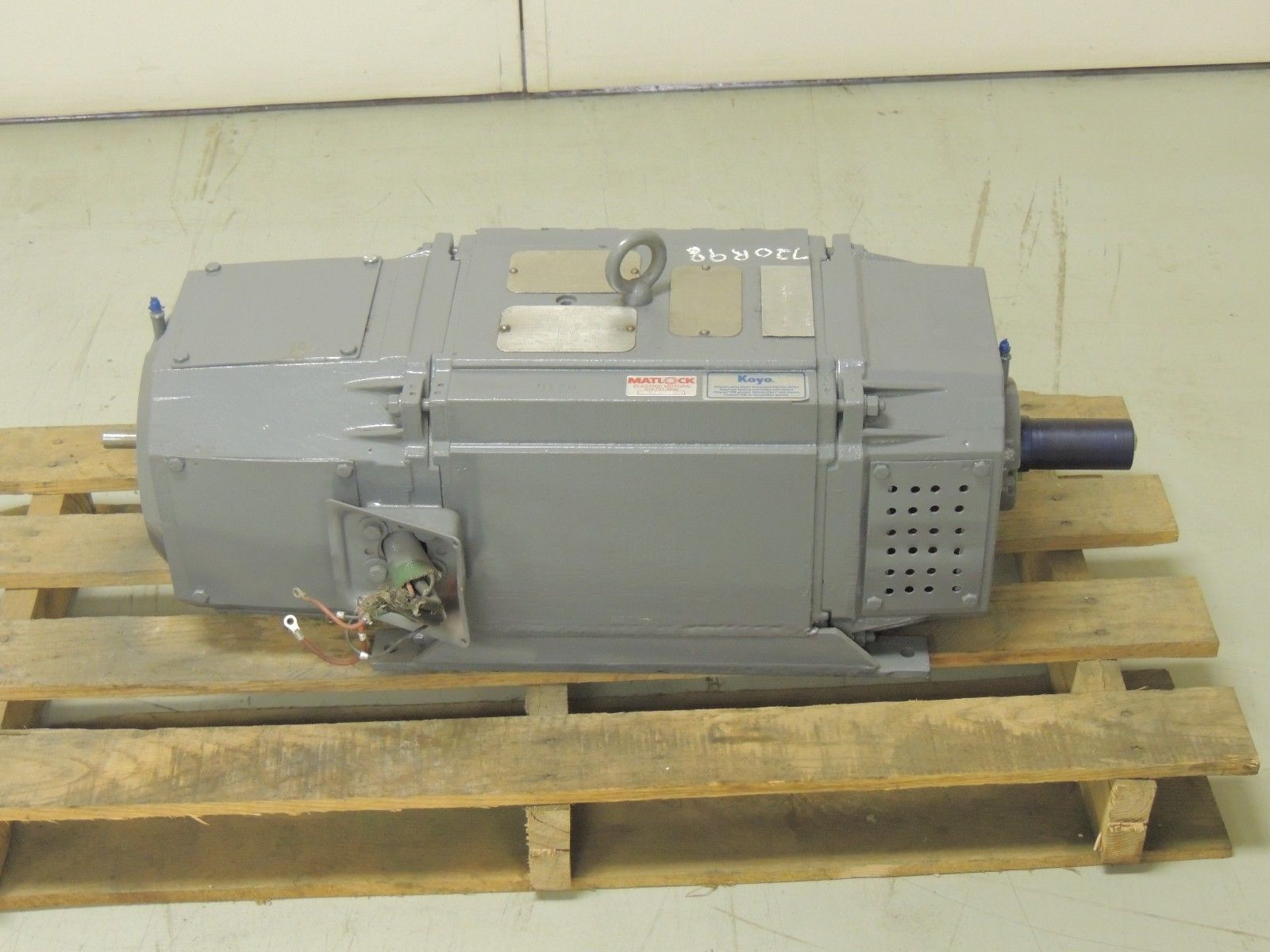 Rebuilt reliance electric dc motor b2112atz 20 hp 1750 for 20 hp dc motor