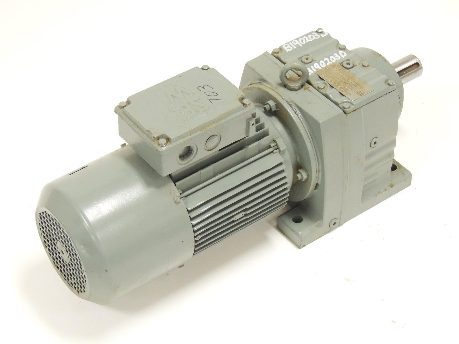 Used Sew Eurodrive Gearmotor Dft100l416 880173709 03 03