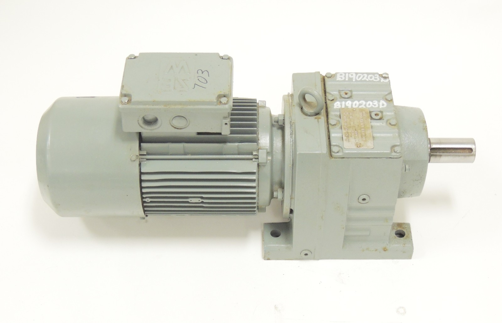 Used sew eurodrive gearmotor dft100l416 for Sew motors and drives