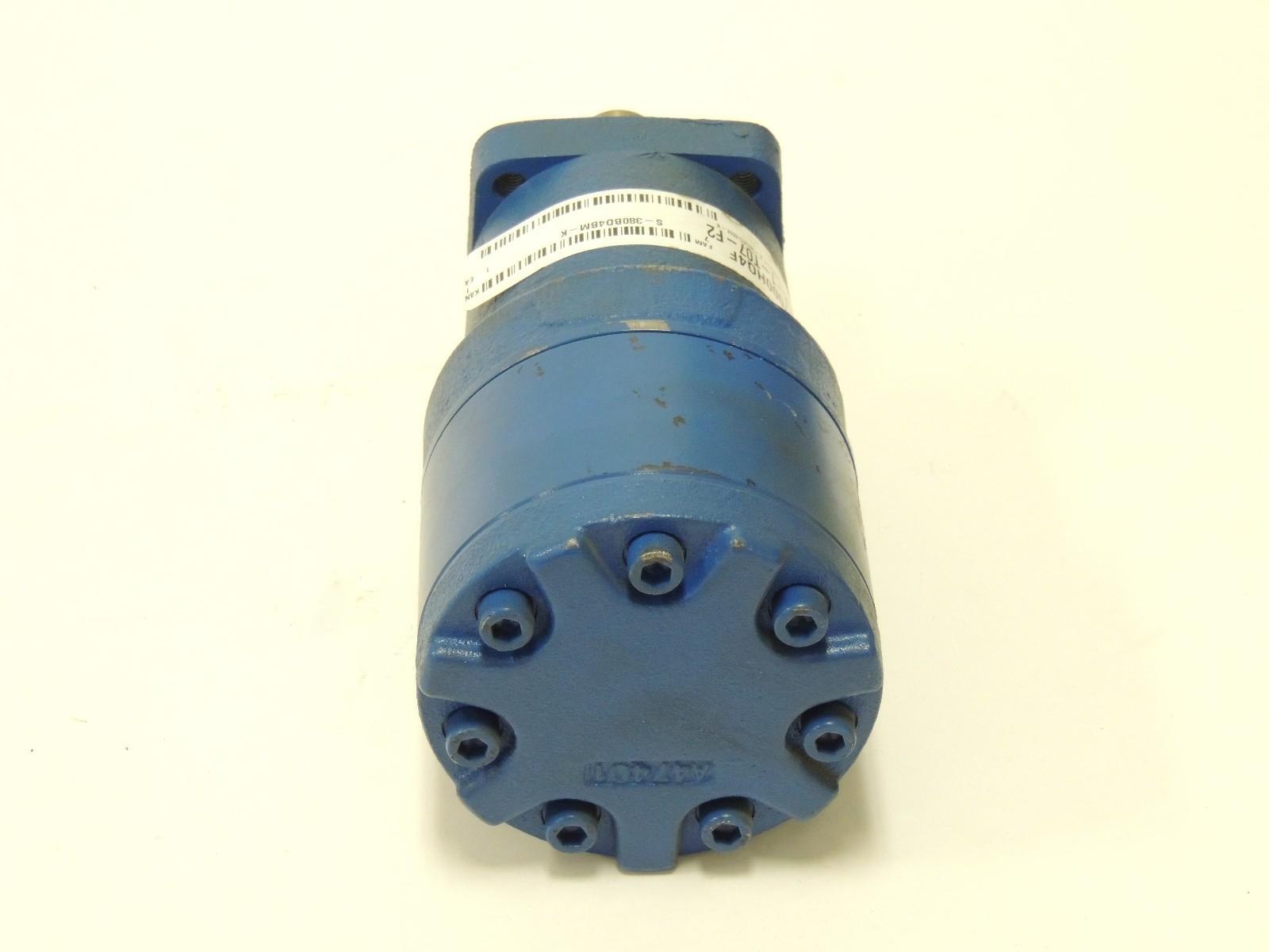 New char lynn eaton hydraulic motor s 380bd4bm k 153 rpm for Eaton hydraulic motor seal kit