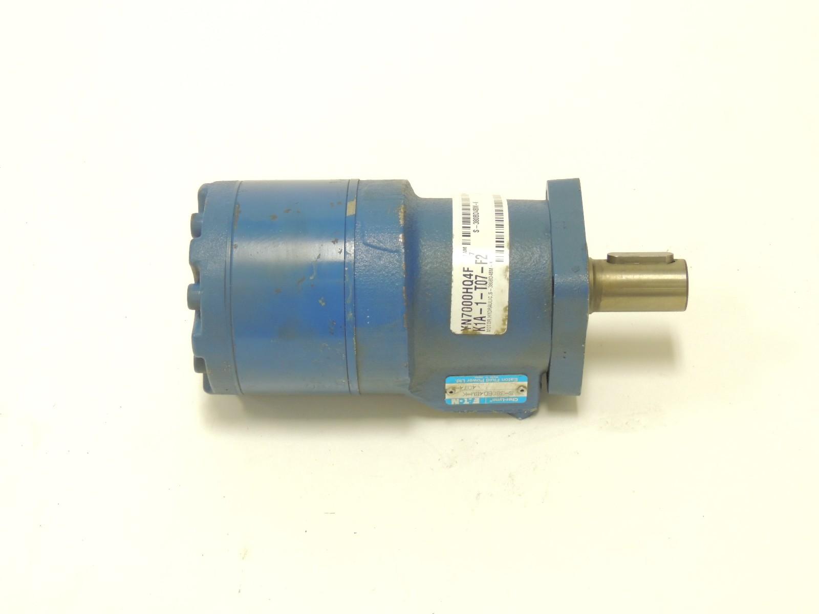 New char lynn eaton hydraulic motor s 380bd4bm k 153 rpm for Char lynn hydraulic motor repair