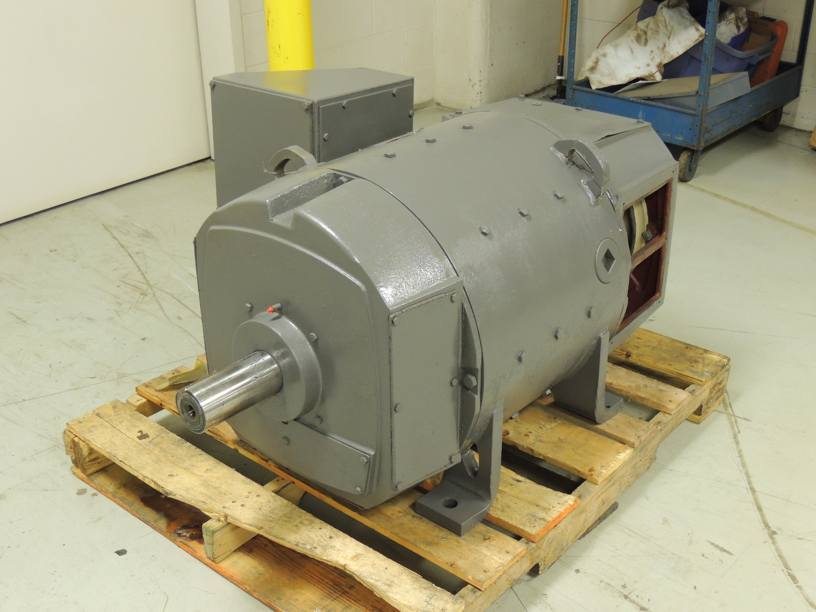 Rblt General Electric Kinamatic Direct Current Dc Motor