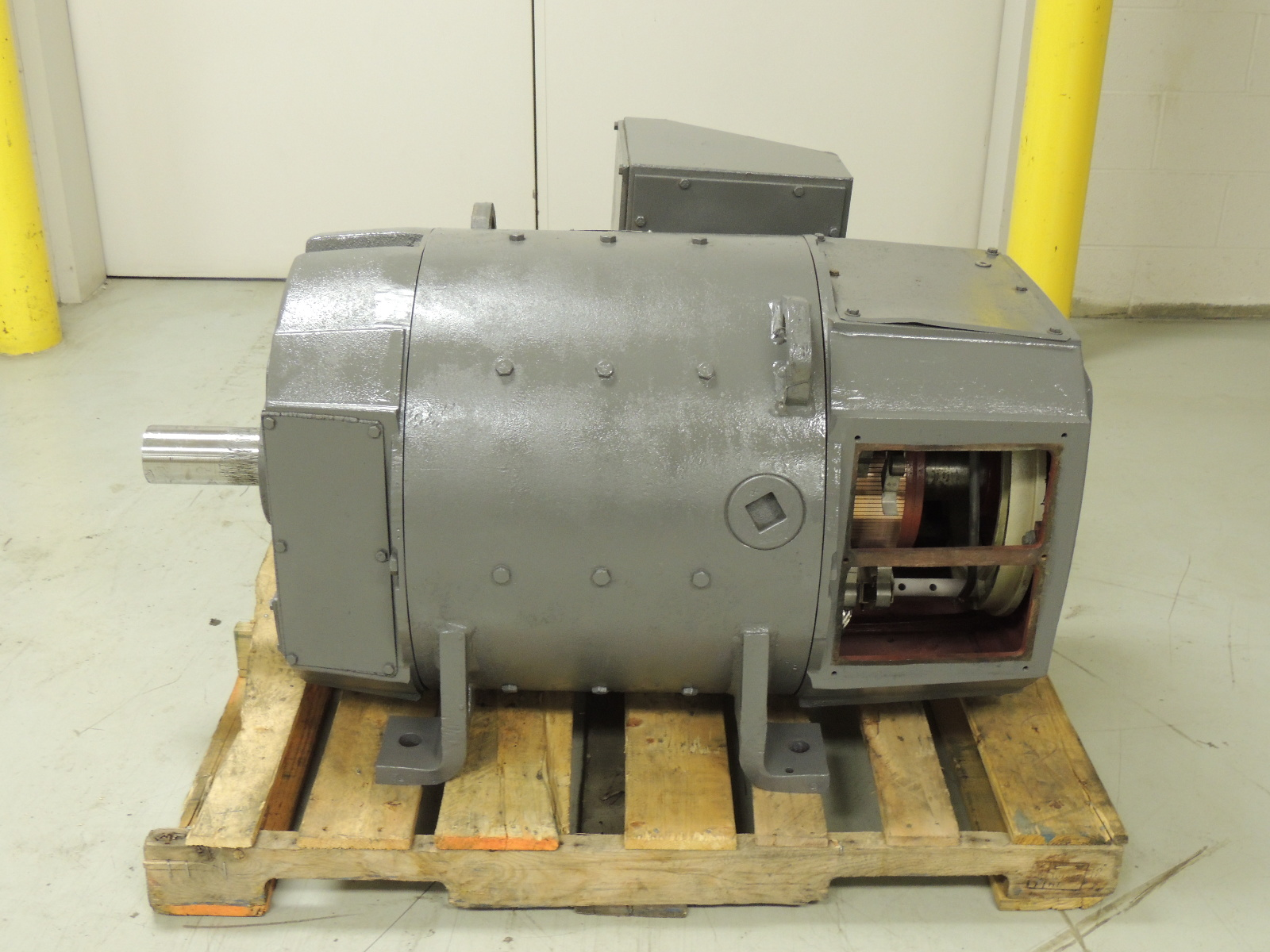 Rblt general electric kinamatic direct current dc motor Electric motor solutions