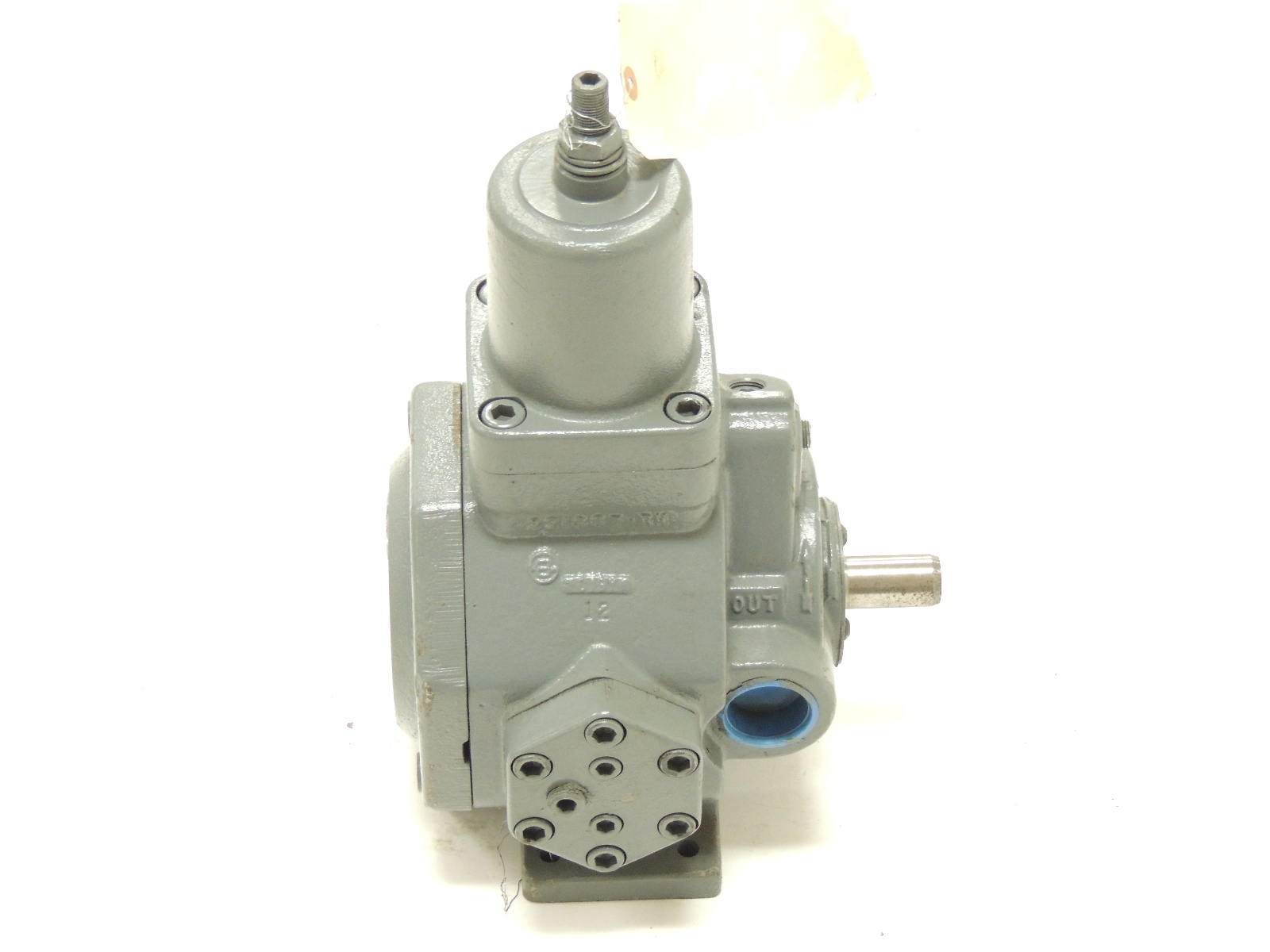 New Bosch-Racine Variable Volume Vane Pump PVF-PNT0-20ER ...