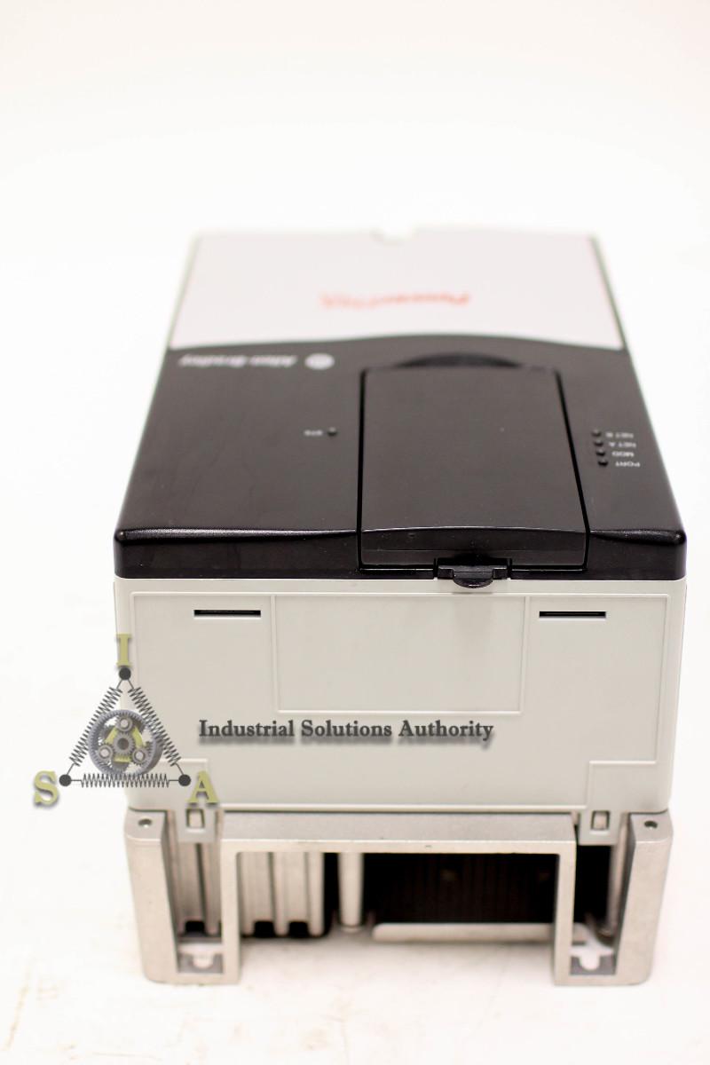 Rblt allen bradley powerflex 70 vfd 20ad011a0aynanc0 7 5 for Circuit breaker for 7 5 hp motor
