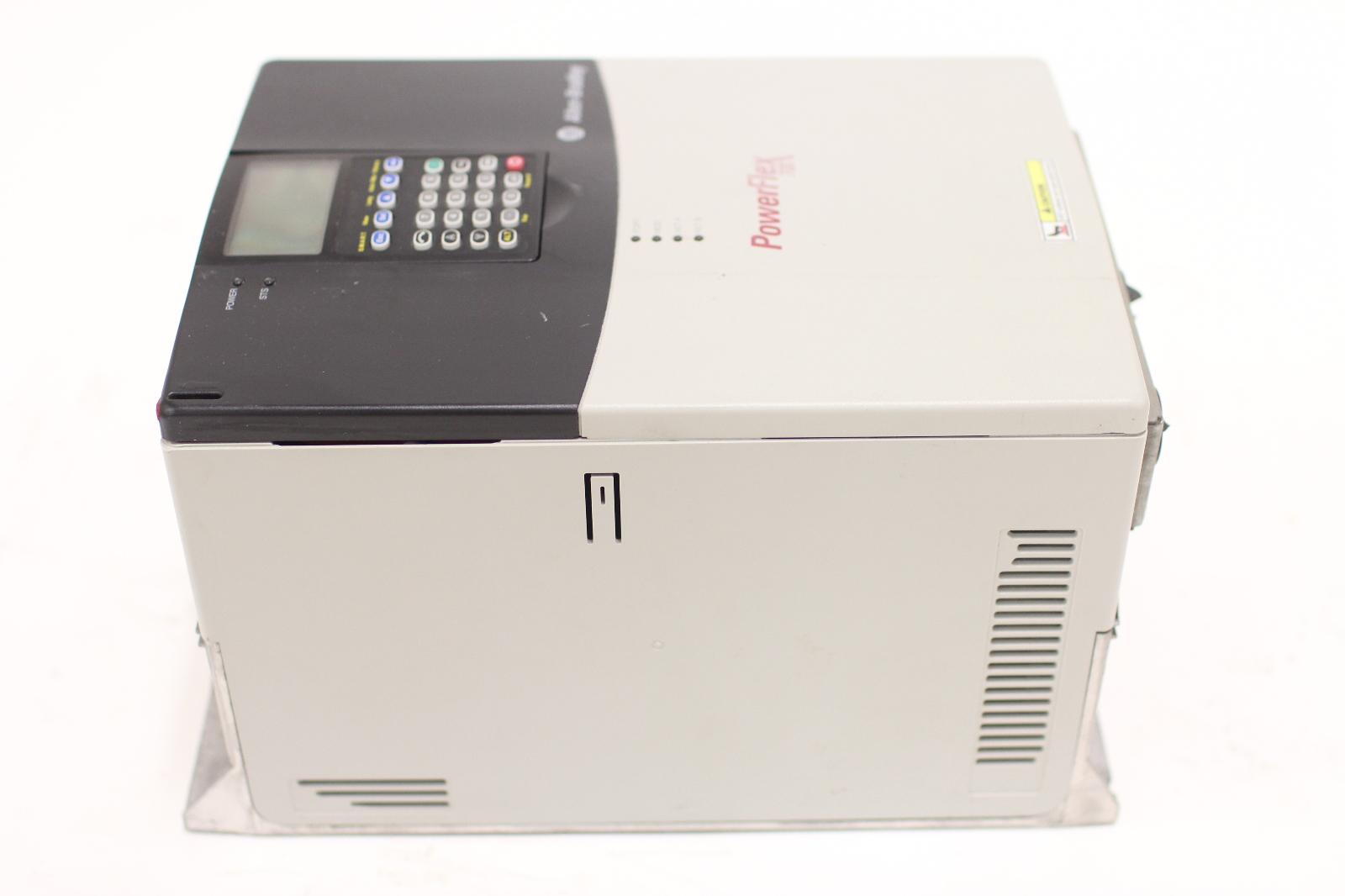 Rebuilt Allen Bradley Powerflex 700 Vfd 20bd065a3aynaed0
