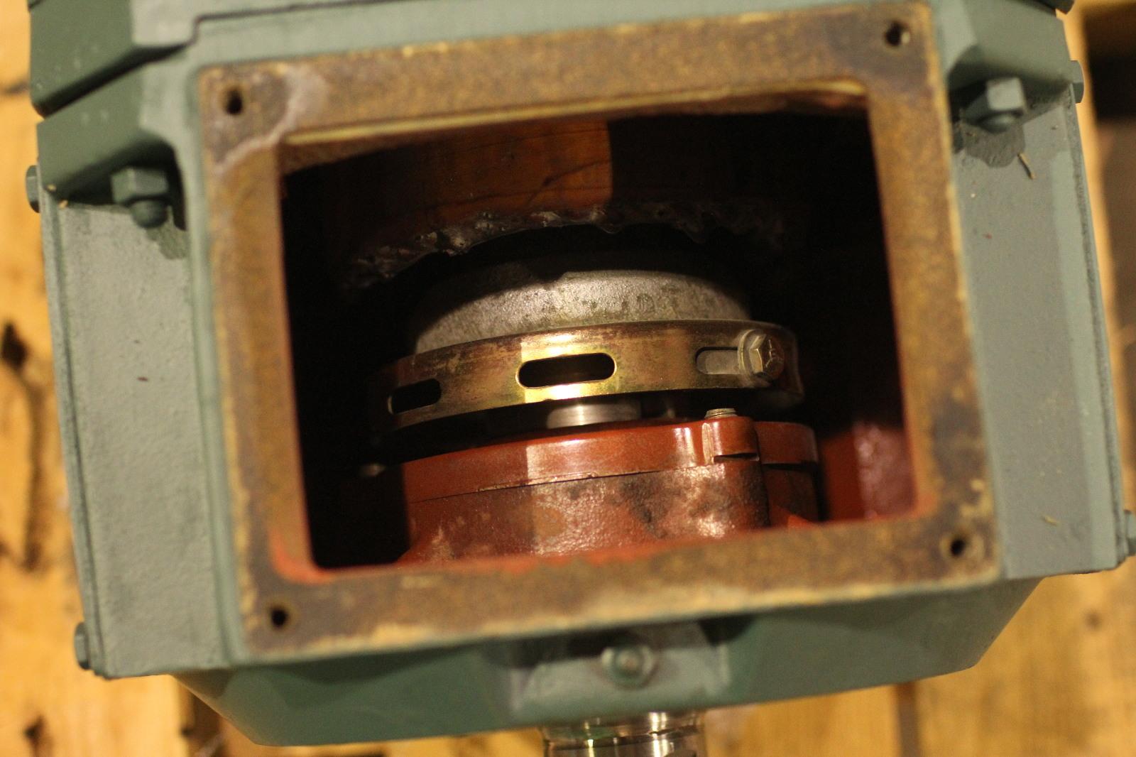 Rblt Reliance Electric 30 Hp Dc Motor Lc2113atz 1750 Rpm