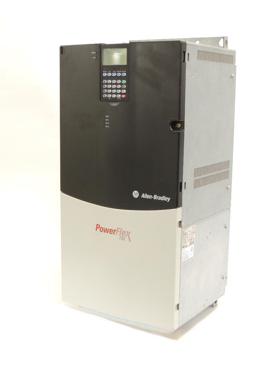 Rblt Allen Bradley Powerflex 700 Vfd 20bd125a3annand0 75
