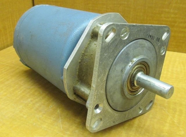Used Superior Electric Synchronous Motor Ss400bg4 1 Phase 120 Vac 6 Amps Industrial Solutions