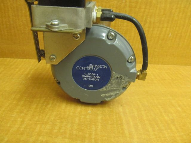 new johnson controls diaphragm actuator v