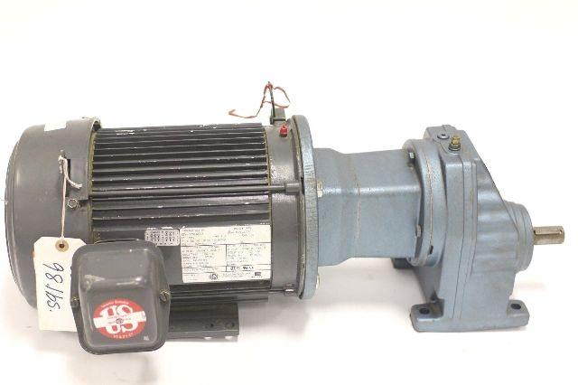 Used sew eurodrive rx67am182 us motors s650 gear motor 3 for Sew motors and drives