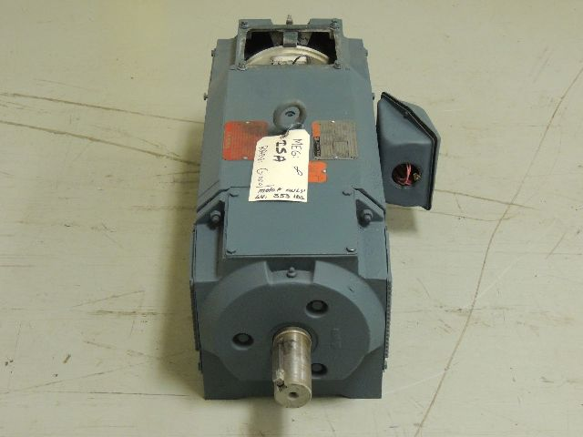 Used Reliance Dc Motor Lc2113atz 40 H P 2500 Rpm 500 V