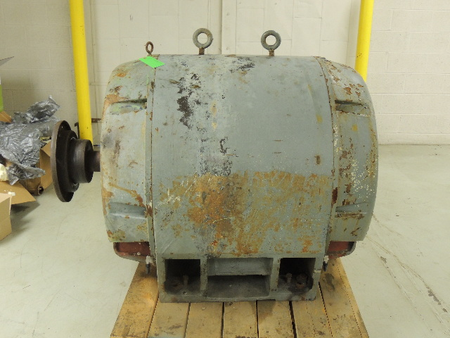 Used Allis Chalmers Induction Motor Gt S 250 Hp 2300