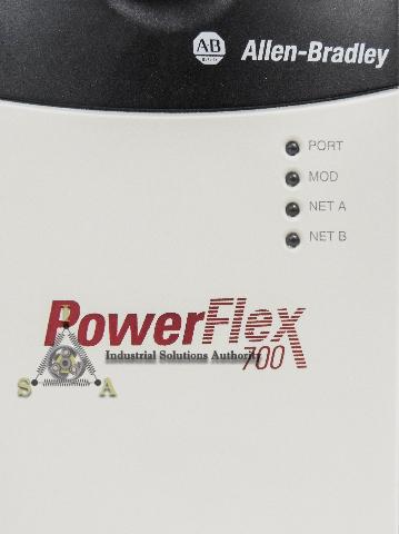 New Allen Bradley Powerflex 700 VFD 20BD3P4A3AYYACB0