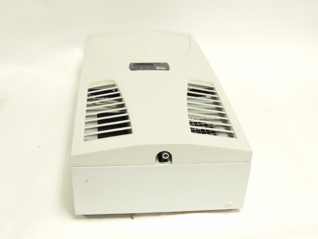 Used Rittal Top Therm Sk 3302110 Enclosure Cooling Unit