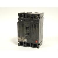 Used GE Circuit Breaker TED134060  60 Amp, 600 VAC, 3 Pole