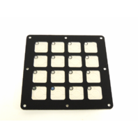 New Hall Button Keypad 13-50204N01