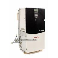 Rblt Allen Bradley PowerFlex 700 VFD 20BD125A3ANNAND0 / 20BD125A0ANNAND0 100 HP 18M Wty