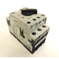 Used  Allen Bradley Motor Circuit Protector 140M-C2E-C10