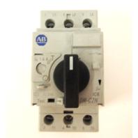 Used Allen Bradley Motor Circuit Protector 140M-C2N-B16