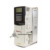 Rblt Allen-Bradley PowerFlex 700 VFD 20BD011A3AYNAND0 /  20BD011A0AYNAND0  7.5 HP  480 V 18M Warr.