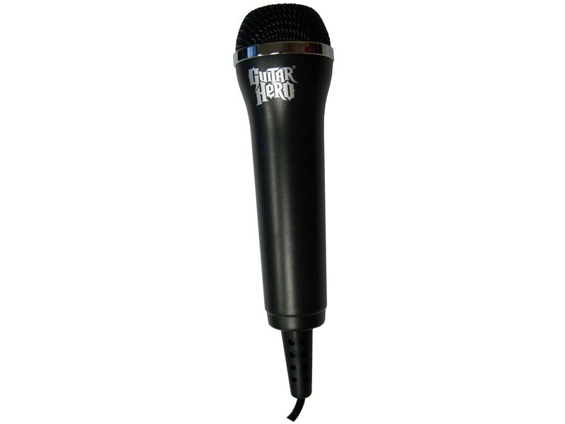 guitar hero live usb microphone for xbox 360 ps3 wii free s h ebay. Black Bedroom Furniture Sets. Home Design Ideas