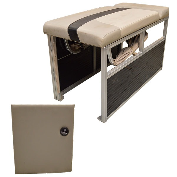 Bentley Pontoon Boats For Sale: Pontoon Boat Changing Room Curtain.Custom Pontoon Boat