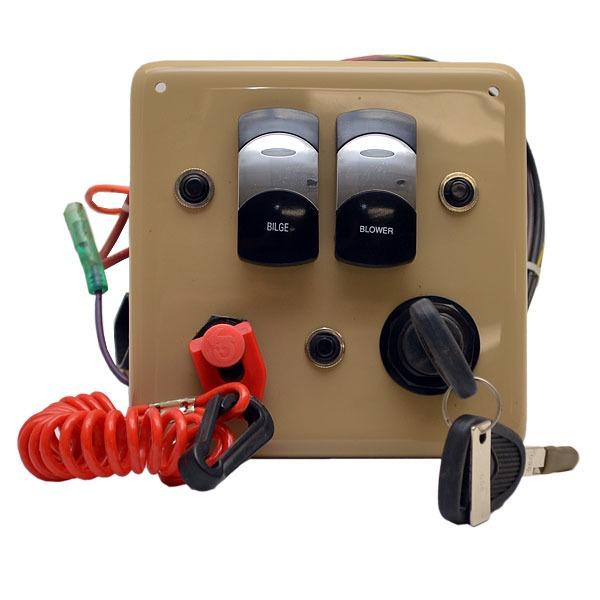 bennington pontoon boat fuse box wiring diagram for boat fuse box bennington pontoon tan plastic 5 1/4 square boat ignition ... #5