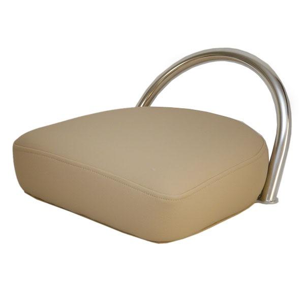 Boat Seat Stool : Harris kayot napa vinyl pontoon boat bar stool seat