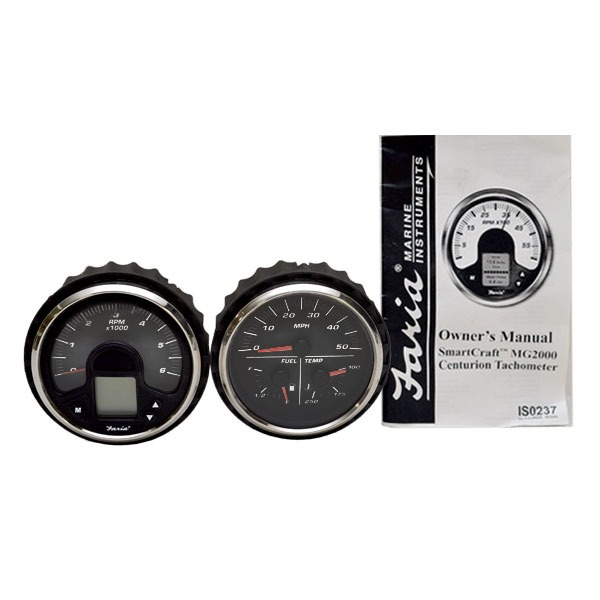ski centurion faria sg8005a ig1526a boat multi function gauges ski centurion faria sg8005a ig1526a boat multi function gauges set of 2