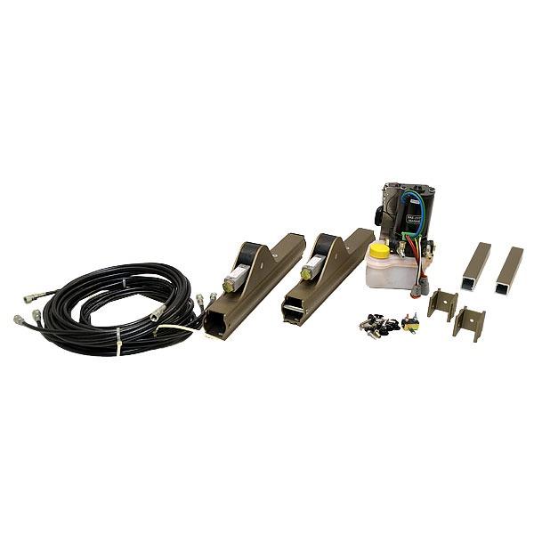 Hydraulic Arm Kit : Godfrey marine pwr arm hydraulic pontoon boat bimini top