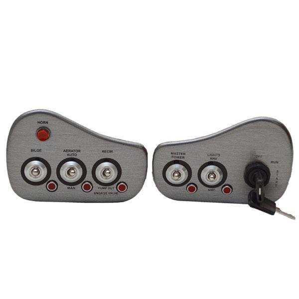 Tracker 2015 Nitro Z6 Boat Ignition Switch Panel Kit F144178199    178199