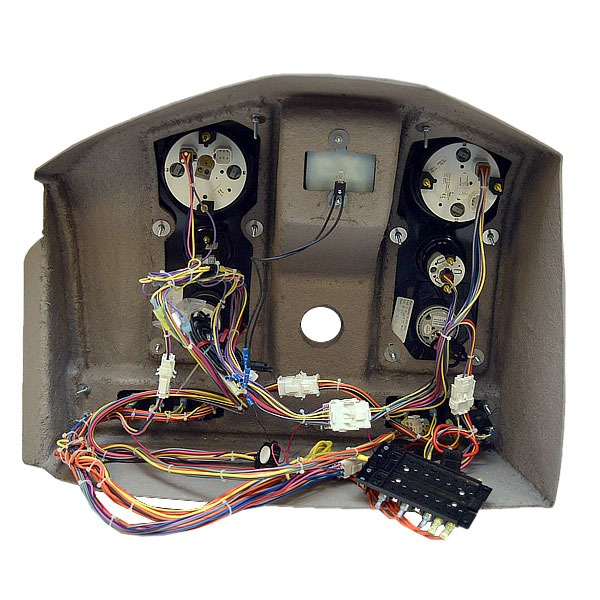 Tracker Marine 157760 Boat Dash Panel W Gauges And Switches Great