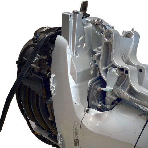 Honda Bf50d 50 Hp Four Stroke Boat Outboard Motor