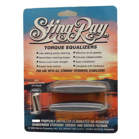 Sting Ray Torque Equalizers Marine Dynamics Inc marine steering component