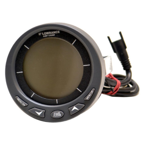how to read a flasher fish finder